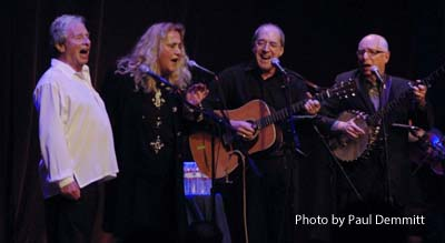 Photo of the Gaslight Singers