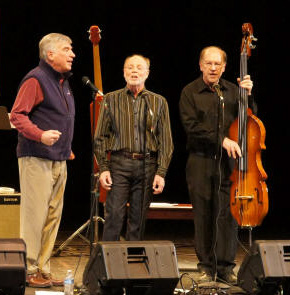 Photo of the Chad Mitchell Trio